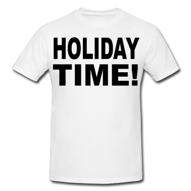 Holiday-Time!-T-shirt-design-T-Shirts