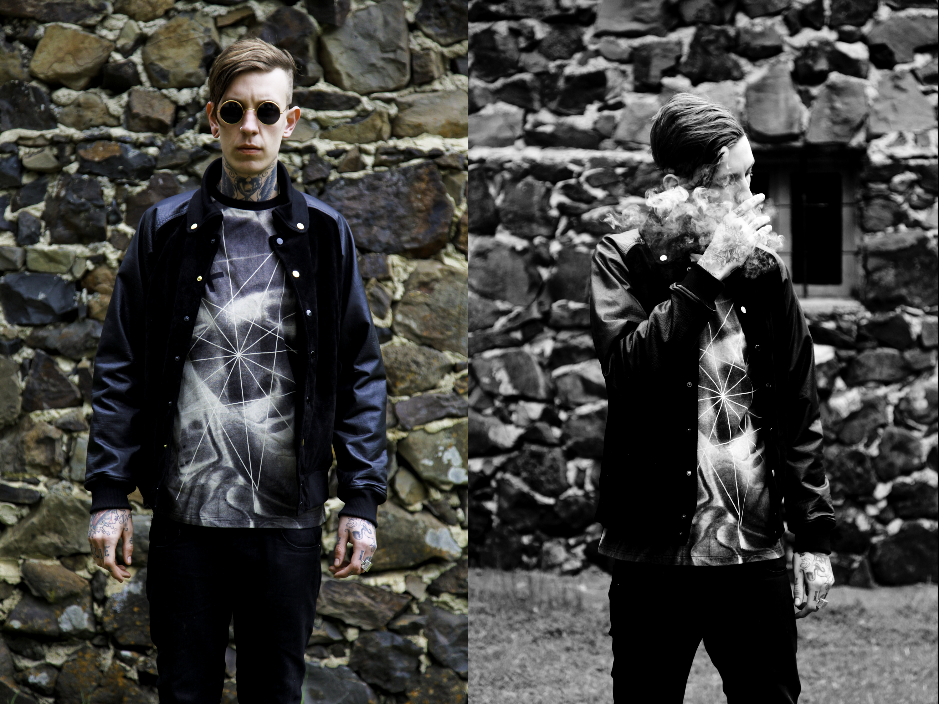 New Stuff: Black Scale Fall/Otoño Lookbook