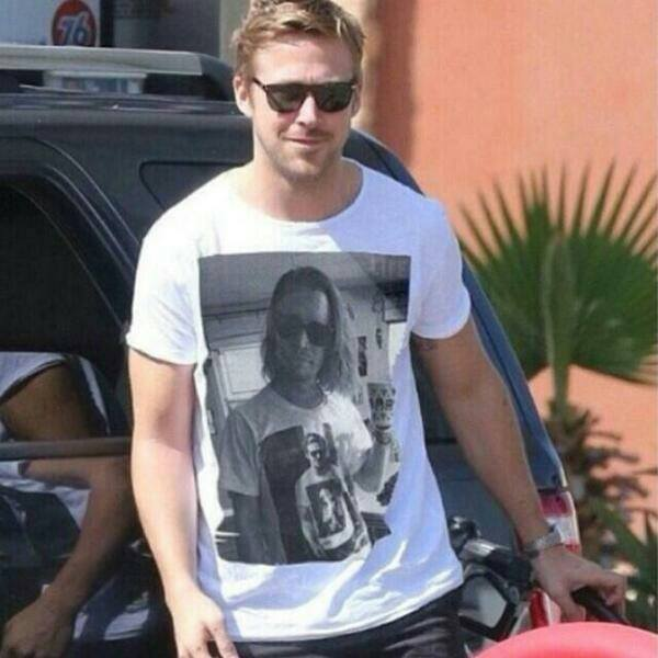 CelebriTees: Gosling and Culkin go meta
